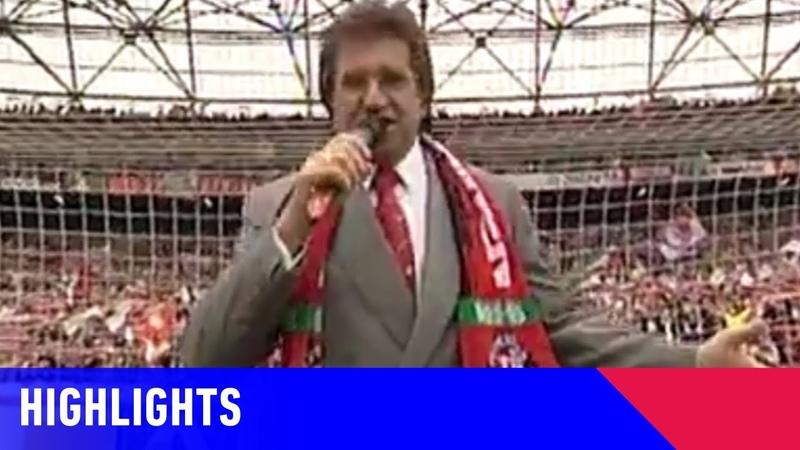 FEYENOORD LANDSKAMPIOEN 1999 🏆 | Feyenoord - NAC Breda (25-04-1999) | Highlights