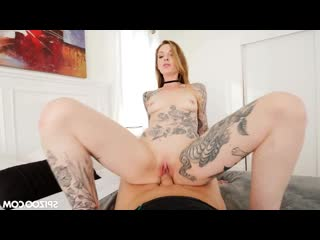 Penny Archer - Hot Hookup With Tattooed Blonde Penny Archer [All Sex, Big Ass, Blonde, Blowjob, Cowgirl, Cumshot, Deep Throat]
