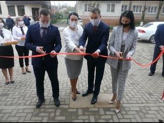 """Торжественное открытие в новом здании офиса МФЦ -""""Мои документы"""""""