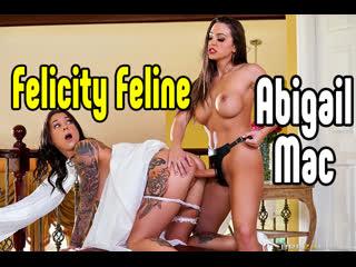 Abigail Mac, Felicity Feline лесбиянки  Секс sex, сосёт, русское sex porno anal blowjob brazzers секс анальное, порно