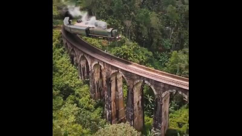 Поезд беглец 🚂