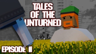 Don't Be A Coward - Tales Of The Unturned [2] - Unturned Animated Series
