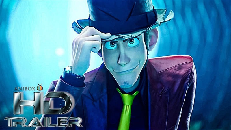 LUPIN III The First Official Final Trailer (NEW 2020) Undercover Animation Adventure Movie HD