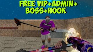 FREE VIP+ADMIN+BOSS+HOOK | ЗОМБИ В ЛАБИРИНТЕ - CS 1.6 зомби сервер №1139