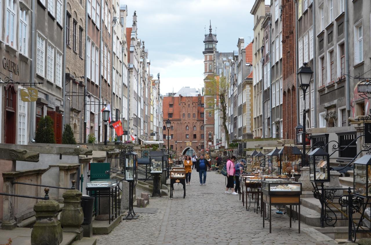 5X13bXS1uaw Гданьск - северная столица Польши.