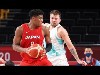 ОИ-2020. Баскетбол. Мужчины. Словения - Япония