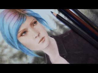 Speed drawing-Life Is  Wolf