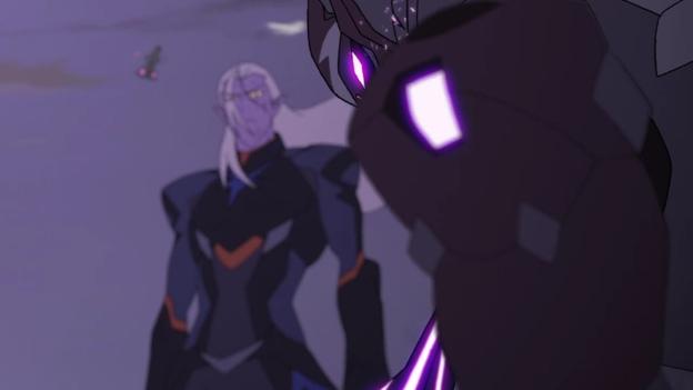 В погоне за призраками восьмого сезона(Voltron), изображение №11
