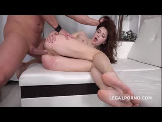 Mr. Anderson Anal Casting with Sweet Hole, Balls Deep Anal, Gapes, Manhandle, Facial GL022