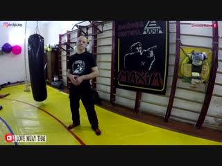 Как вырубить отморозка боксера если он сильней.