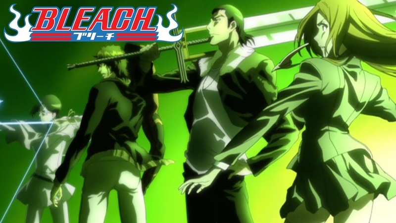 Bleach Opening 15 Harukaze