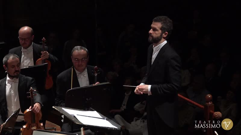 Teatro Massimo Rimskij Korsakov Prokofiev Omer Meir Wellber Ekaterina Sergeeva Daniel Petrica Ciobanu Palermo 8 3 2019