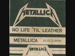 Metallica - Hit The Lights (No Life 'Til Leather Demo)