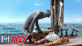 "CGI 3D Animated Short ""Dji: Death Sails"" - by Simpals 