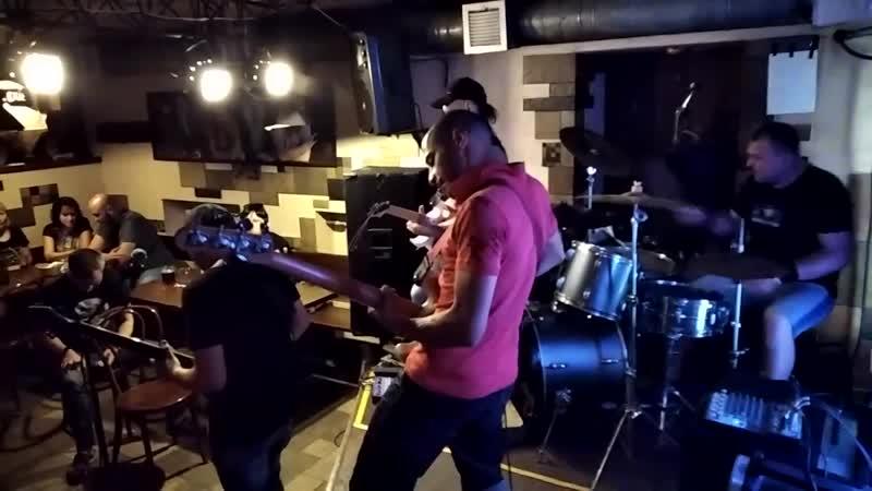 В алтарях святые плачут ДОМИНИОН Ария cover backstage 04 09 20