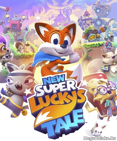 New Super Lucky's Tale (2020/ENG/MULTi8/RePack)