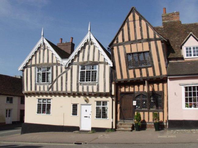 Кривая деревня в Англии, изображение №10