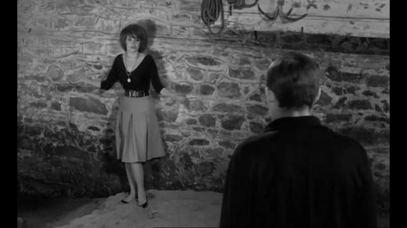 Бессмертная Limmortelle 1963 режиссер Ален Роб Грийе