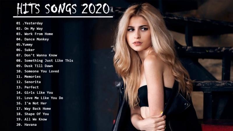 English Songs Collection 2020 - Nhạc tiếng anh chọn lọc hay nhất 2020 - Nhạc quốc tế mới nhất