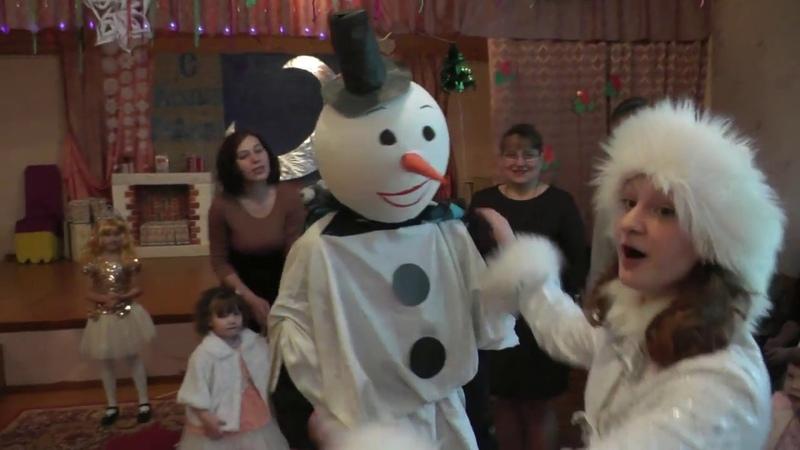 Новогодний утренник для младших классов и дошкольной группы Новогодний переполох