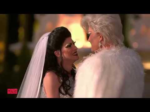 Оденься к свадьбе Лас Вегас сезон 1 серия 2 Необычная свадьба