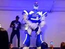 Robô Havan dançando Anitta/Paranaguá