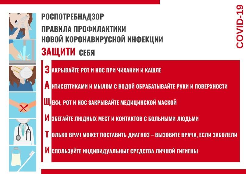 Рекомендации по защите от коронавирусной инфекции, изображение №2