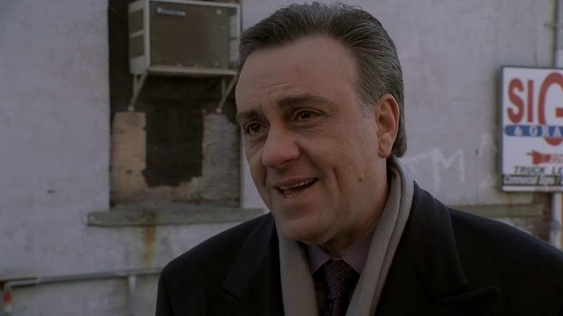 The Sopranos Клан Сопрано Джонни Сэк разводит Полли