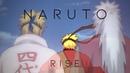 Naruto「AMV」- Rise ᴴᴰ