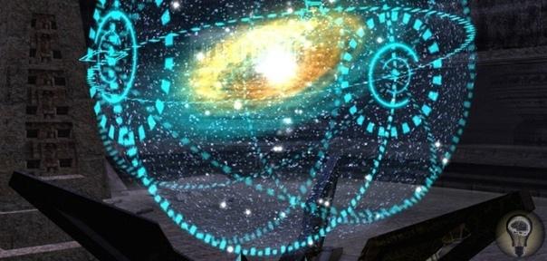 Вселенная  гигантская голограмма