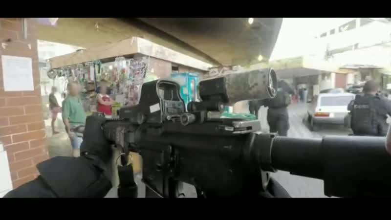 CORE - RJ __ Polícia Civil - RJ __ Brazilian SWAT Team