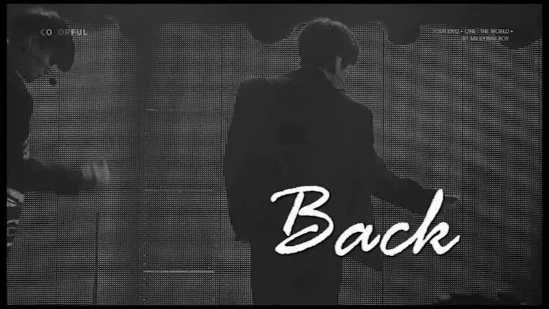 박지훈 Sexy back