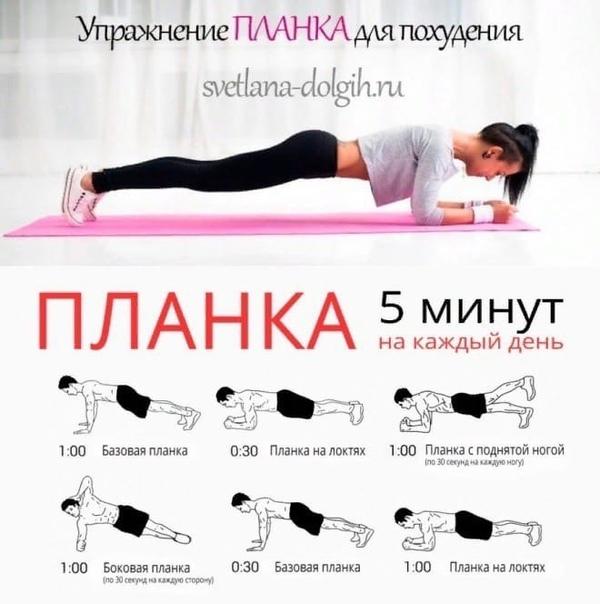 Планка Для Похудения Живота Как Делать. Программы тренировок с упражнением «Планка» для плоского живота для начинающих