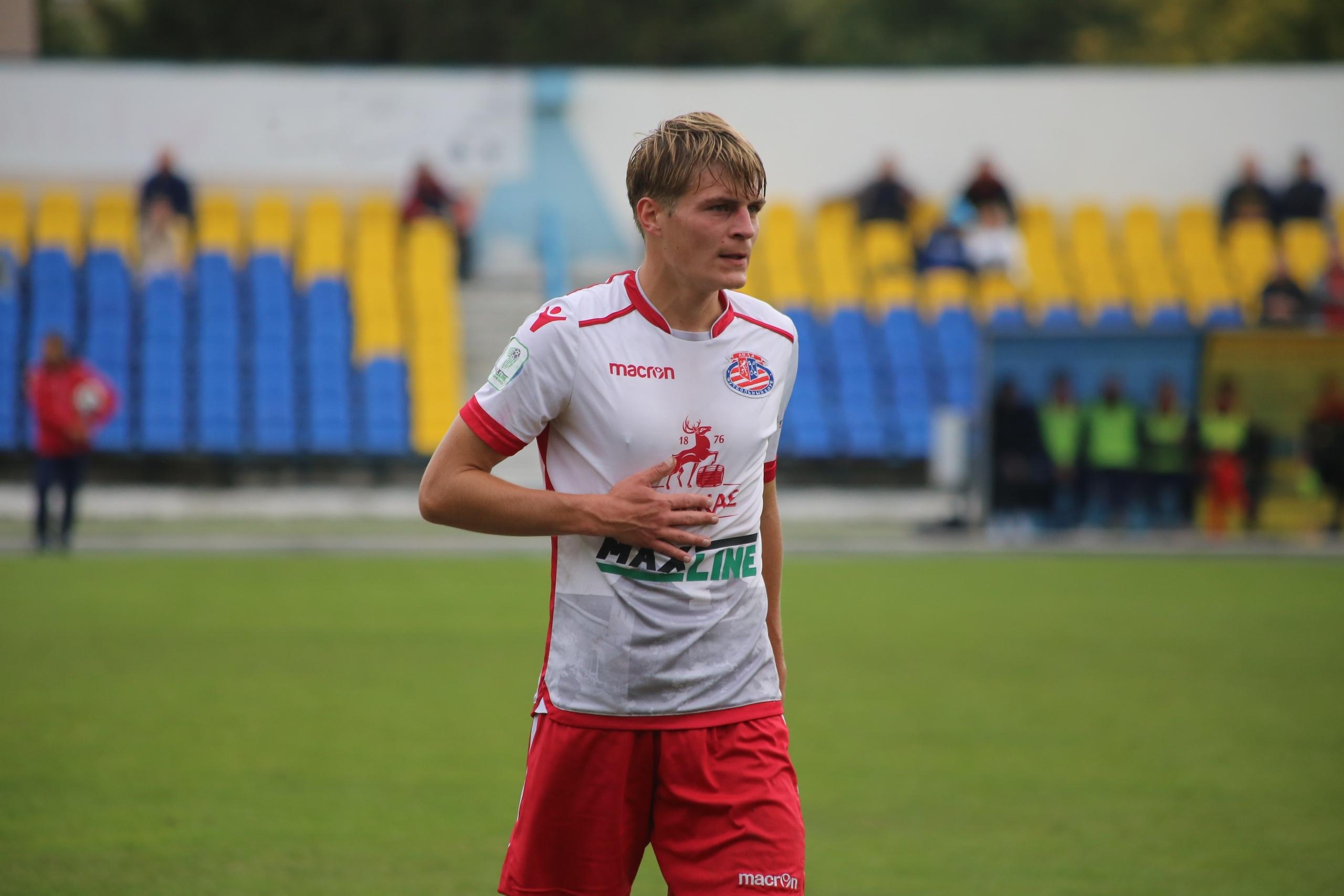 Футбольный клуб «Лида» дома уступил речицкому «Спутнику».