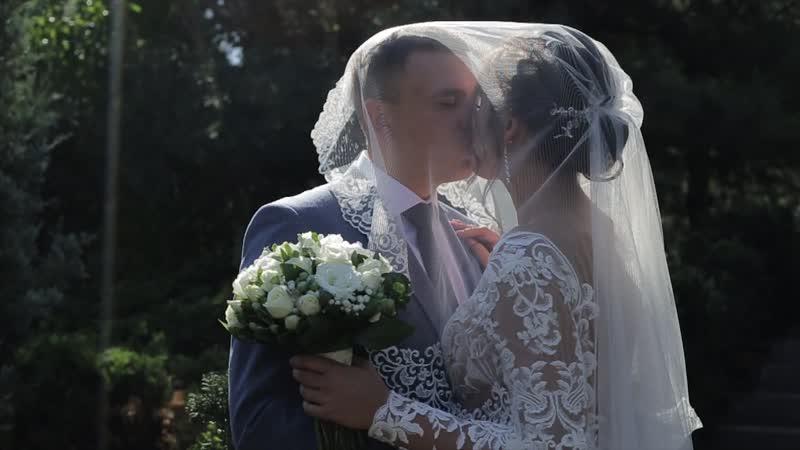 2019-09-17 Свадьба Андрей и Даша (3,5 мин)