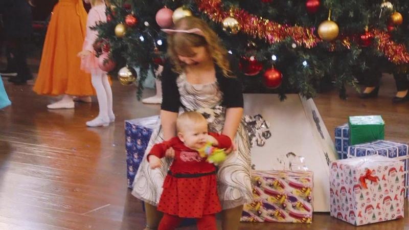 Клип - 2019 Новогодний спектакль Волховского ДДЮТ «История забытых игрушек»