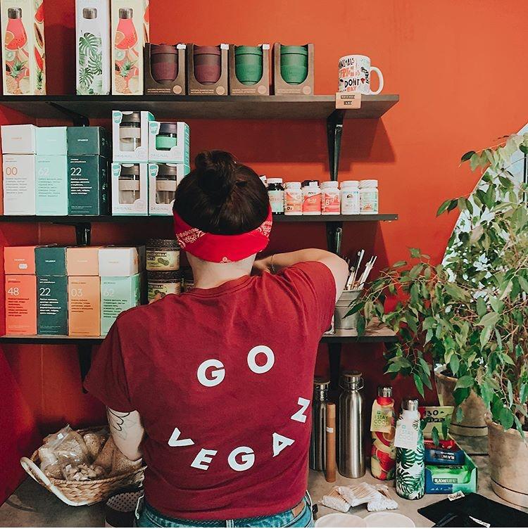 Кафе «Vegan Day» - Вконтакте