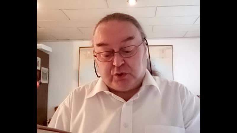 Egon Dombrowsky 06 10 2020 327 Stunde zur Weltgeschichte 845 Geschichtsstunde