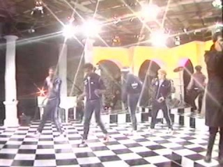 Russell Harty Show Future Shock performance 1984
