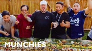 Matty vs. the Filipino Feast