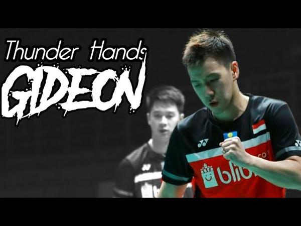 The Thunder Hand Marcus Fernaldi Gideon