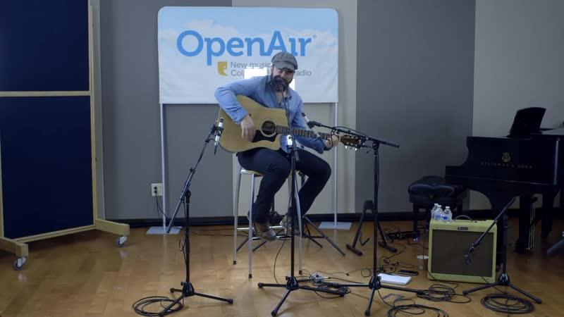The Black Angels Alex Maas at OpenAir Nicos Song