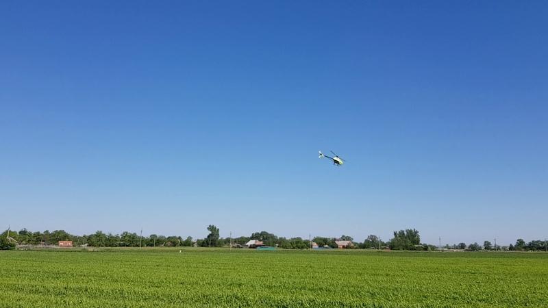 Gaui X3 отпуск 30.05.19 полет 2.