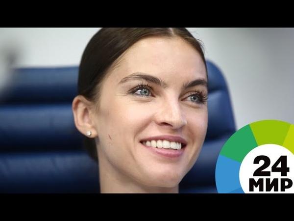 Балерина Мария Виноградова Жизель растет со мной из года в год ЭКСКЛЮЗИВ МИР 24