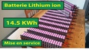 Ma Batterie lithium Ion 14 5Kwh