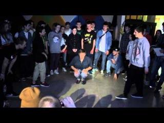 Amazing Flavor Funk Party Contests Hip Hop 1x1 Gelya vs Tako