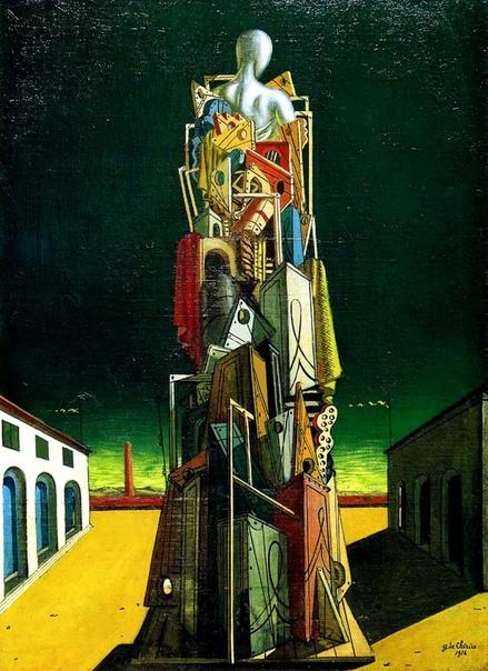 «Великий метафизик», Джорджо де Кирико