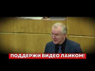 Шеин Олег Васильевич. Пленарное заседание ГД . Заявления от фракций.