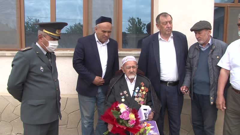 Түркістан ақпарат Ихандық соғыс ардагері Зәкір Мұсаев ұлықталды 02 05 2020