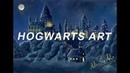 HOGWARTS ART Harry Potter